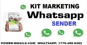 Envios Em Massa Whatsapp Marketing 2020