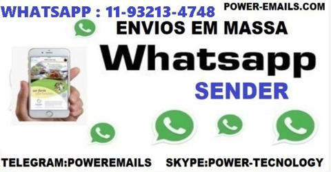 Sistema Marketing Whatsapp Envios 2020